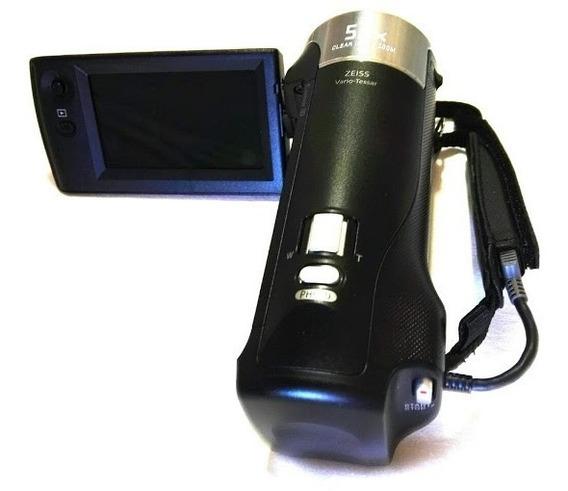 Handycam Sony Hdr-cx240e Com Cartão De Memória 65gb