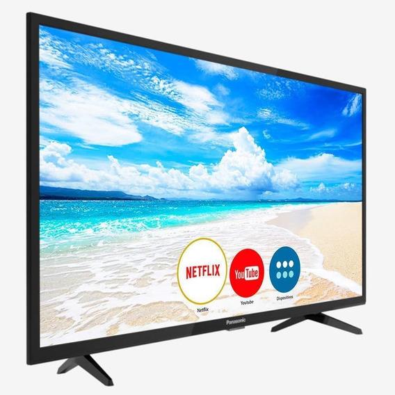 Smart Tv Led Hd 32 Panasonic Media Player 2 Hdmi 2 Usb Tc-3