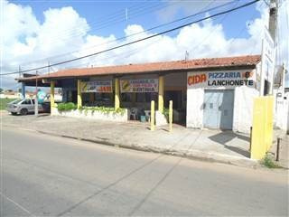 Comercial Com 03 Lojas E 24 Kitinetes, Estacionamento, Aceita Proposta De Permuta - Ca6100
