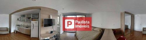 Apartamento Com 1 Dormitório À Venda, 35 M² - Vila Olímpia - São Paulo/sp - Ap27712