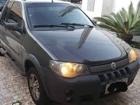Fiat Strada 1.8 Adventure Try On Ce Flex 2p 2007