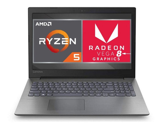 Portatil Lenovo 330s Ryzen 5 2tb 8gb W10h 15.6 Video Radeon