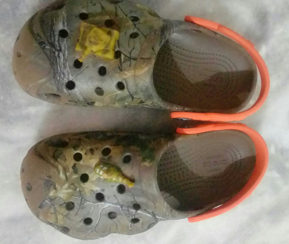 Crocs Seminovo Crocband