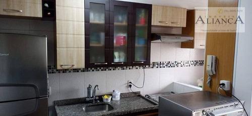 Imagem 1 de 29 de Apartamento Com 2 Dormitórios À Venda, 48 M² Por R$ 276.000,00 - Planalto - São Bernardo Do Campo/sp - Ap2255