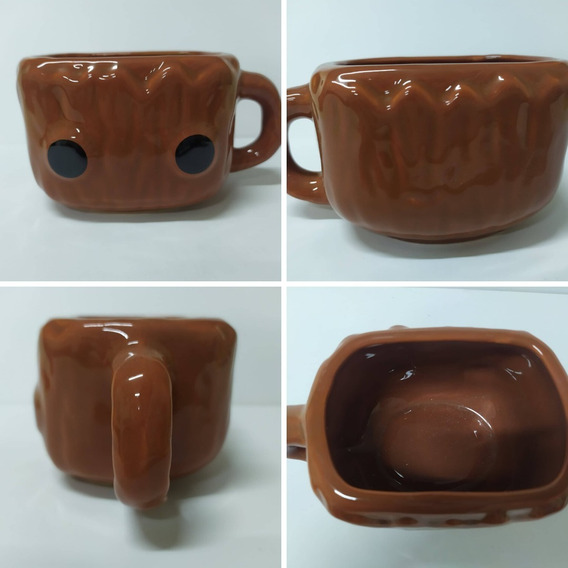 Taza Pop Groot !guardians Of The Galaxy