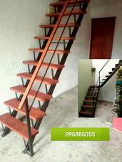 Escaleras A Medida Rectas Y Caracol Interior O Exteriores