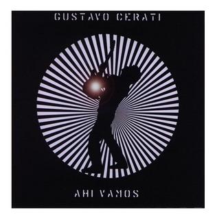 Vinilo Gustavo Cerati Ahi Vamos 2 Lp Open Music Sy