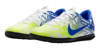 Tênis Chuteira Nike Vapor 13 Club Njr Ic Infantil Cv9352