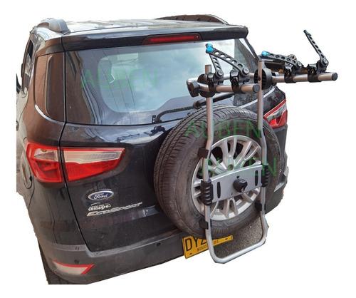 Portabicicletas De Rueda De Repuesto Ford Ecosport 2013-2020