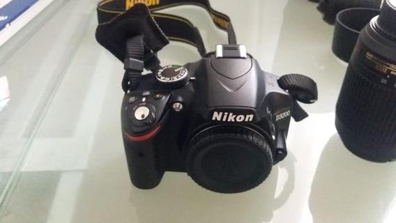 Camera Fotográfica Nikon D3200