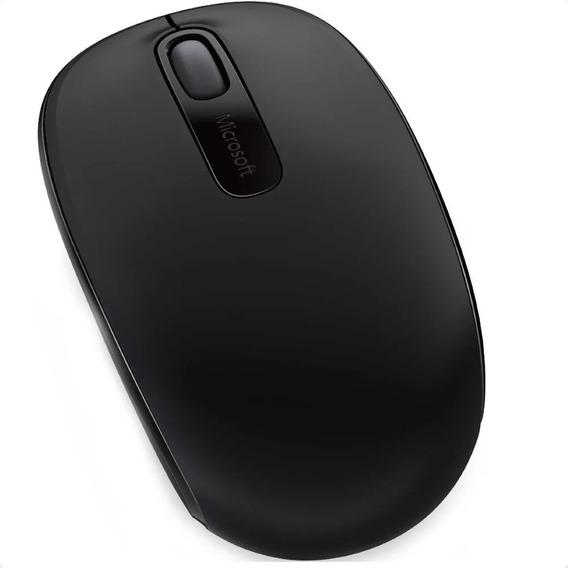 Mouse Microsoft Sem Fio Mobile 1850 Wireless Usb Original Pc