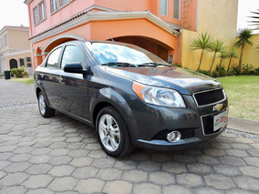 Chevrolet Aveo 1.6 Ltz L4 At 2014 Factura Original, Tomo Aut
