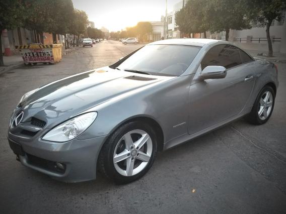 Mercedes-benz Slk200 Kompressor . Rec. Menor Financio !!!
