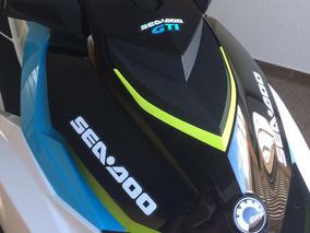 Gti 130 2016 Seadoo 40hrs Com Carreta Rodoviária 2016