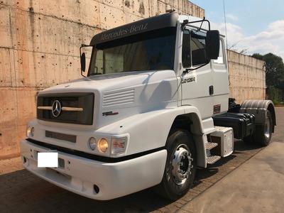 Caminhão Mercedes Ls 1634 2008-2009