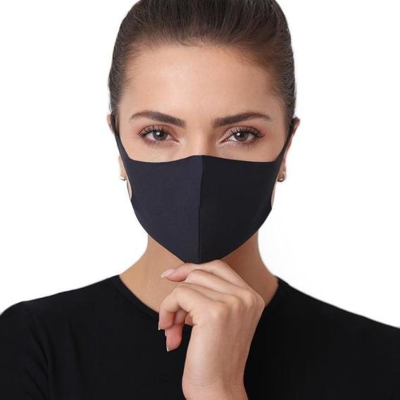 Kit 2 Máscaras Reutilizável Proteção Confortável Fashion Med