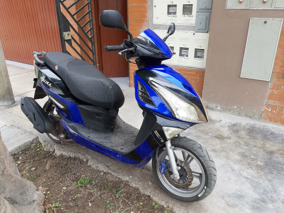 Vendo Scooter Italika 185 Cc.