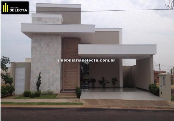 Casa Condomínio 3 Quartos Para Venda No Village Damha Rio Preto Iii Em São José Do Rio Preto - Sp - Ccd3576