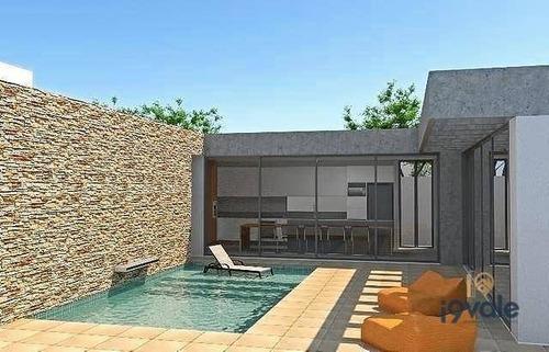 Casa Com 4 Dormitórios À Venda, 280 M²  - Urbanova - São José Dos Campos/sp - Ca1648