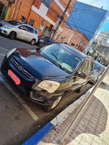 Imagem 1 de 8 de Kia Sportage 2009 2.0 Ex 4x2 Aut. 5p
