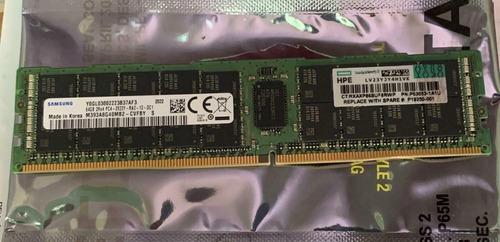 Imagem 1 de 1 de Memória Hp 64gb Ddr4 2933mhz 2rx4 P00930-b21 P06192-001