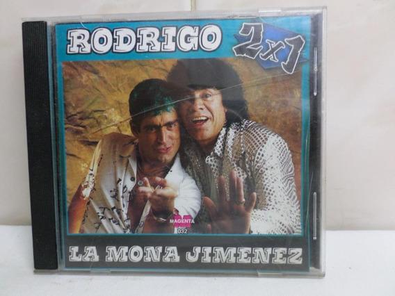 Rodrigo La Mona Jimenez 2x1 Magenta 2006