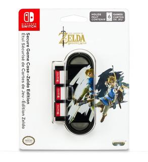 Porta Juegos De Switch Edición Zelda