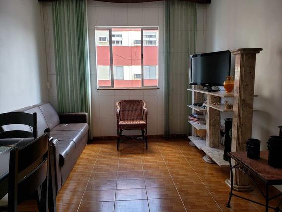 Apartamento Com 3 Dorms, Encruzilhada, Santos - R$ 335 Mil, Cod: 14226 - V14226