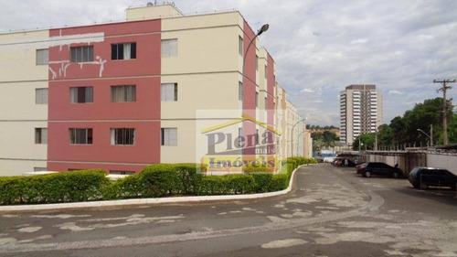 Imagem 1 de 18 de Apartamento  Residencial À Venda, Jardim Marchissolo, Sumaré. - Ap0391