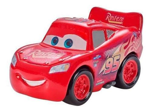 Imagen 1 de 2 de Cars 3 Real Diecast Mini Racers Lightning Mcqueen