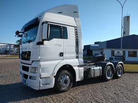 Man Tgx 29.440, 2015, 6x4 Scania Seminovos Pr 1567
