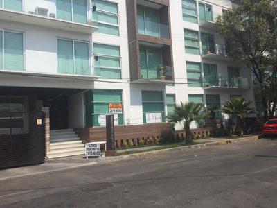 Renta Departamento Nuevo 3 Rec, 2 Baños, 2 Est En Lindavista