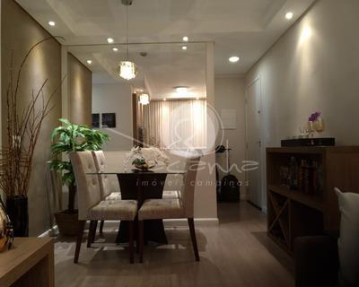 Lindo Apartamento Planejado Para Venda No Bonfim Em Campinas - Ap02582 - 32981259