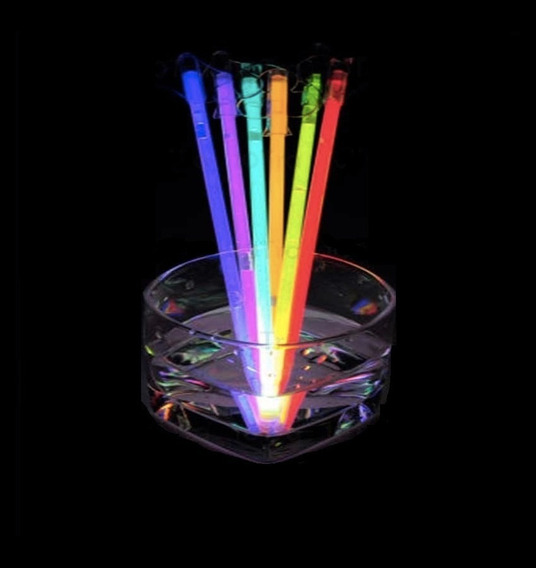 Revolvedores Luminosos X 50 Neon Mezcladores Cotillon