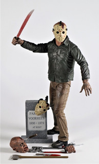 Jason Neca - Jason Voorhees Friday The 13 The Final Chapter