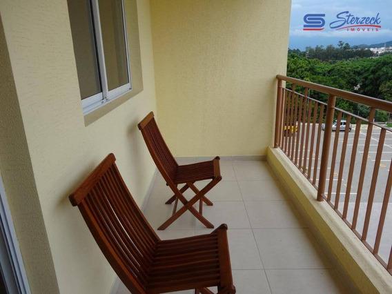 Apartamento Com 3 Dormitórios Para Alugar, 75 M² Por R$ 1.700,00/mês - Pinheirinho - Vinhedo/sp - Ap0364