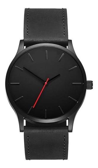 Reloj Elegante Casual De Moda Color Negro, Café. Envío Gratis
