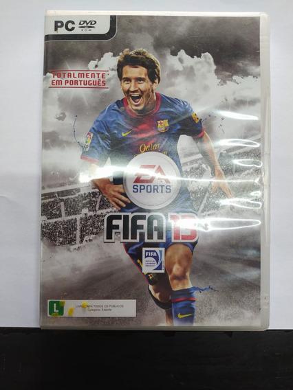 Jogo - Fifa 13 - Pc