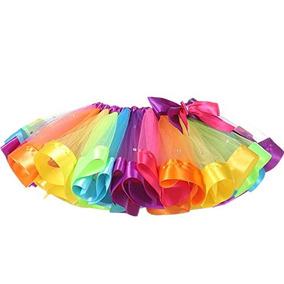 Molfroa Falda De Tutu Con Arco Iris Al Aire Libre Para Baile