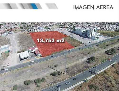 Lgv/ Terreno En Venta De 13,753 M2, Ubicado Sobre Avenida Principal,