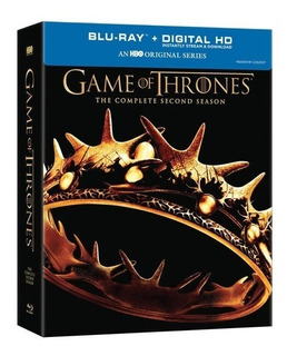 Blu-ray -- Game Of Thrones: The Complete Second Season