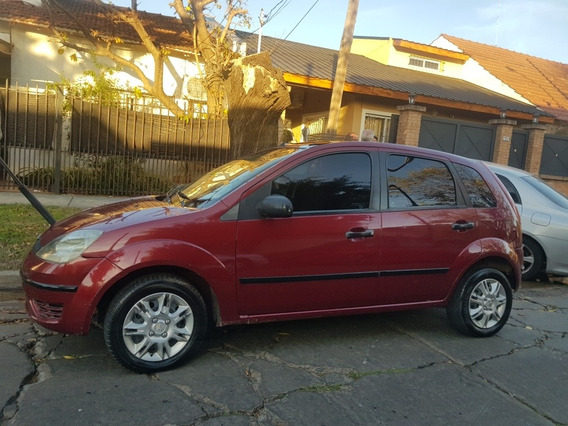 Ford Fiesta 1.6 Ambien. Plus 2004