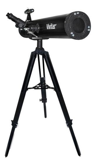 Telescópio Refletor Vivtel76700 - Vivitar