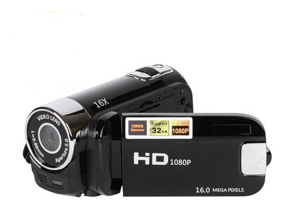 Videocámara Digital Doméstica De Viaje Dv 1080p