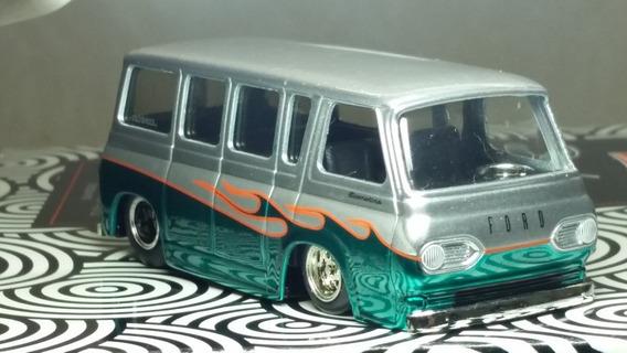 Carros De Coleccion Jada Econoline Hotwheels Escala 1/64