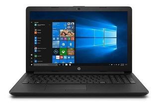 Notebook Hp 15-da0286nia 4gb Ram 1tb Intel Core I3