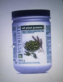 Nutrilite Proteina Vegetal En Polvo