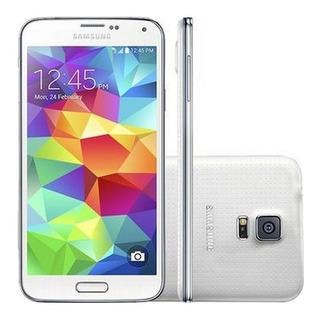 Samsung Galaxy S5 G900 16gb Original Desbloqueado Vitrine