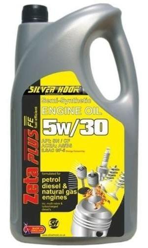 Aceite De Motor Semi-sintetico 5w30 4.5 Litros