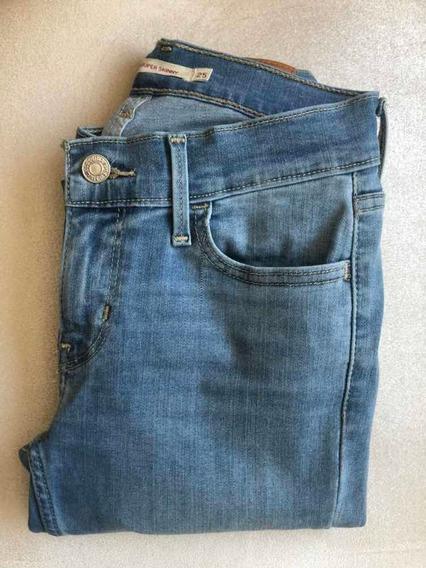 Calça Jeans Claro Levis